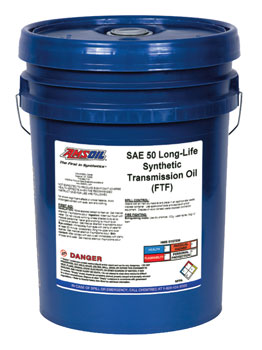 Amsoil 100% Synthetic 50w Transmission Fluid