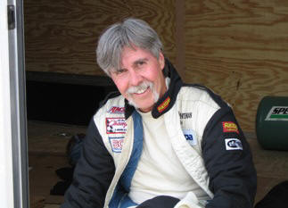 Amsoil Dealer and professional race car driving instructor- Kent Whiteman