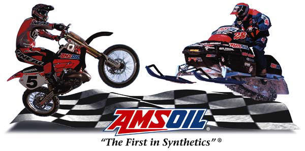 Amsoil 2 Stroke Oil and Enhanced Synthetic Oil - A Winning Combination